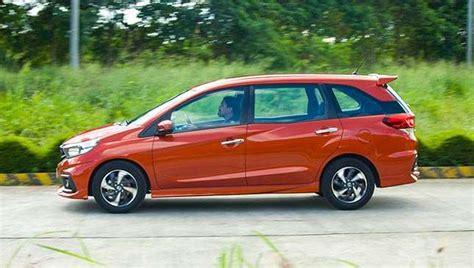 Honda Mobilio 1 5 Rs At honda mobilio 1 5 rs navi review specs price