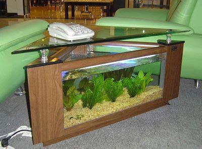 contoh desain meja aquarium contoh aquarium meja yang keren unik dan menarik dunia