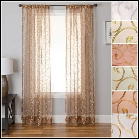 54 long curtains sheer curtains 54 inches long curtains home design