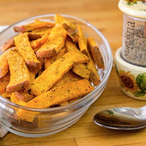 cucinare senza grassi ricette patate dolci al forno ricetta facile senza grassi