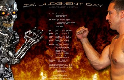 Judgment Day judgement day 2012 october 20th budapest hungary