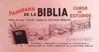 panorama visualizado de la biblia un soldado de dios marzo 2014