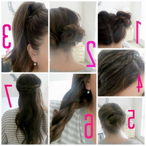 Pretty Hairstyles For School Step By Step by Simple Hairstyles For School Hairstyles Ideas