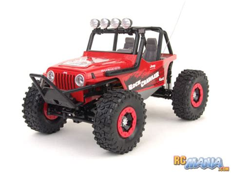 jeep rock crawler rc fast 1 14th scale rc jeep rock crawler reviewed