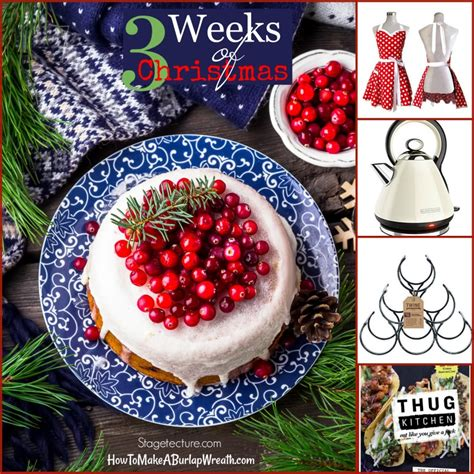 week 3 christmas cooking gift ideas giveaway