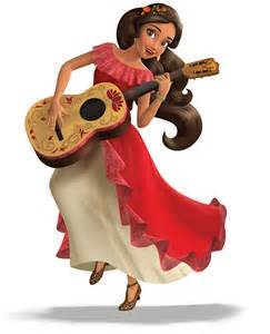 elena avalor dancing playing guitar elayna fernandez positive mom