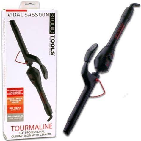 Vidal Sassoon Tourmaline Professional Ceramic Stra 3 by Vidal Sassoon Vs801n1 Studio Tools Professional High Heat