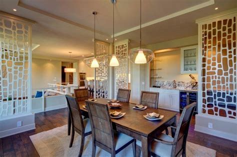 modern family home in omaha modern dining room other