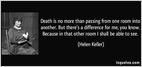 helen keller biography death helen keller quotes on death quotesgram