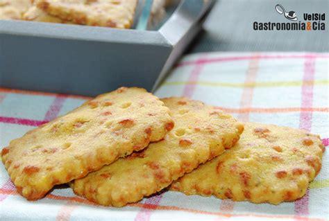 recetas galletas saladas 10 recetas de crackers y galletas saladas para aperitivos