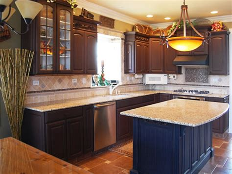 cabinets for kitchen refinishing oak kitchen cabinets