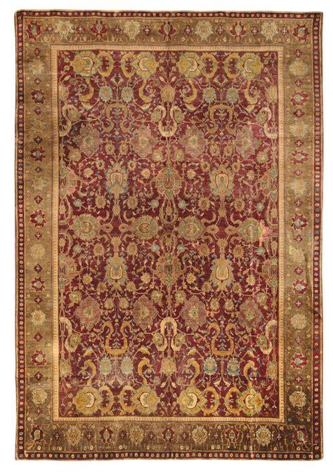 tappeto indiano tappeto indiano xix secolo antiquariato cambi