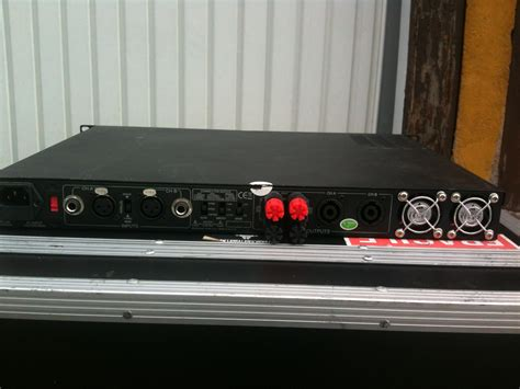 Power Lifier American american audio vlp300 image 496697 audiofanzine