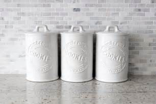white kitchen canister set uk choosing white kitchen 25 best ideas about vintage canisters on pinterest