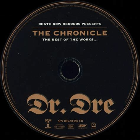 song of redemption chronicles of the 2 volume 2 the chronicle the best of the works dr dre mp3 buy