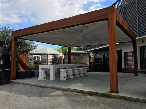 gazebi bianchi gazebo in legno su misura tetti in legno falegnameria