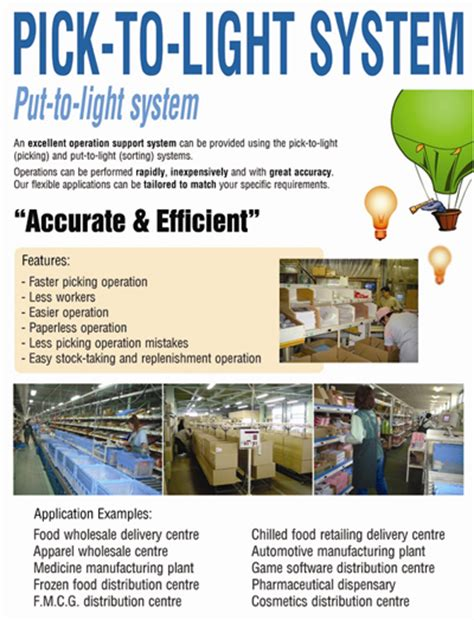 to light system products services factronics