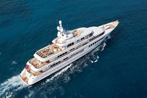 yacht utopia utopia yacht charter details feadship charterworld