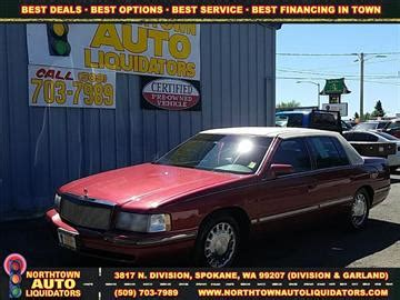 C Cadillac Spokane by 1998 Cadillac For Sale 425 Used Cars From 1 400