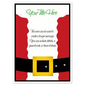santa suit invitations amp cards on pingg com