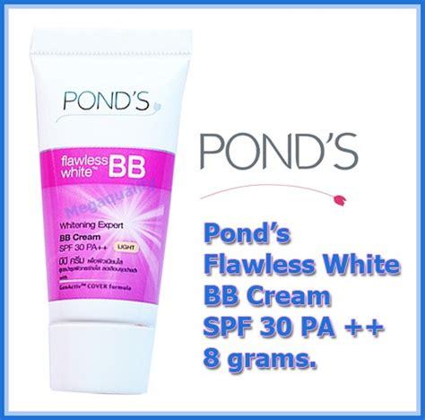 Lightening Bb Light 8g pond s flawless white bb light whitening expert spf 30 pa active ebay