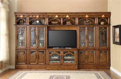 the barcelona 60 quot tv bookcase wall unit 9261