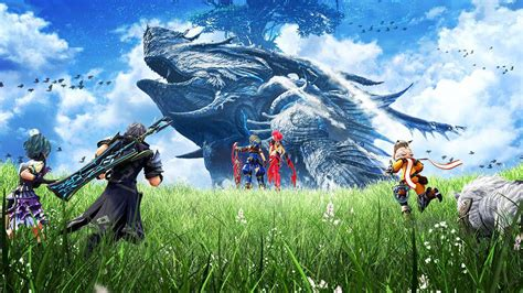 xenoblade chronicles 2 gets and xenoblade chronicles 2 ya tiene disponible su