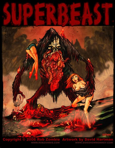 rob superbeast album superbeast by hartman by sideshowmonkey on deviantart