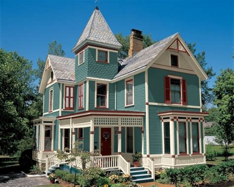 how to choose an exterior paint color for your home