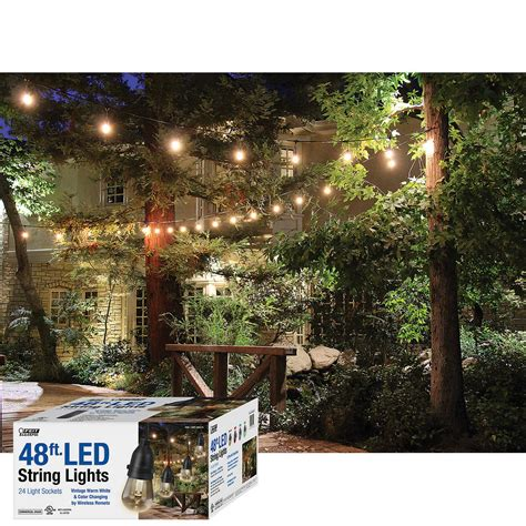 patio string lights costco backyard lights costco home outdoor decoration
