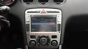 Peugeot Radio Peugeot 308 Radio Navigatie Multimedia 7 Inch Touchscreen