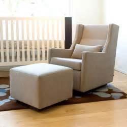 Glider Rocking Chair And Ottoman Ottoman Glider Rocking Chair Plushemisphere