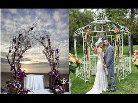 Wedding Arch Cheap by Cheap Wedding Arch Decoration Ideas