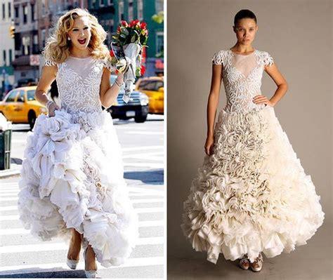 kate hudson wedding kate hudson models marchesa wedding dress celebrity