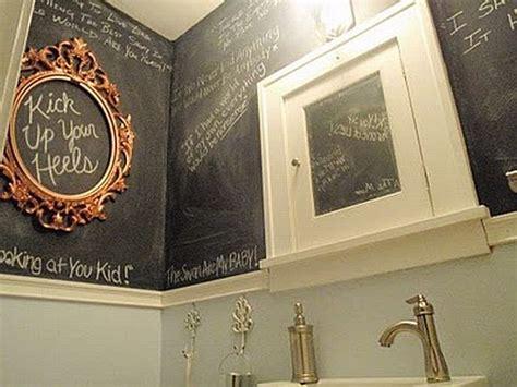 chalkboard paint bathroom cherell s world chalkboard paint