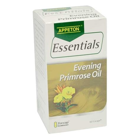Appeton Essentials appeton essentials evening primrose reviews