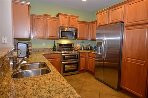 kitchen gourmet appliances 3812 e ember glow way rental fireside desert ridge homes