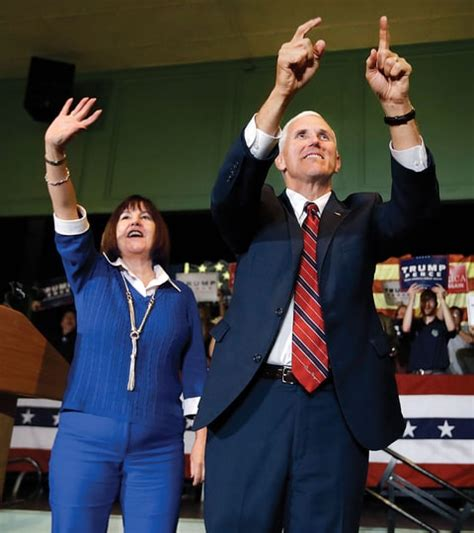 pence and wife to get tour of new digs the radical crusade of mike pence rolling stone