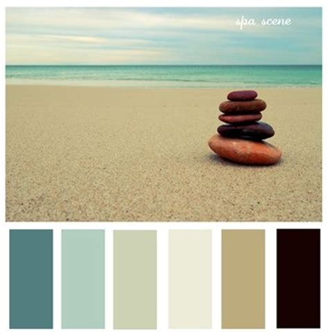 zen paint colors beach paint color palettes beach house beach houses