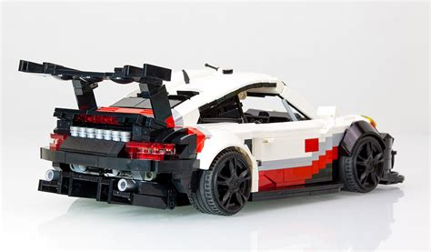 Porsche 911 Lego by 2017 Spec Porsche 911 Rsr Already In Lego Form P9xx