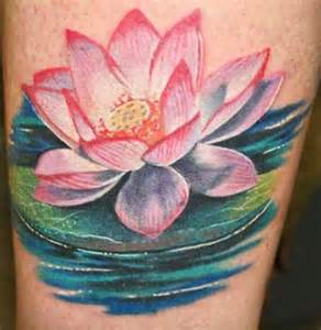 Pictures Of Lotus Flower Tattoos Lotus Flower Tattoos High Quality Photos And Flash