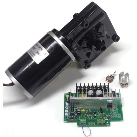 dc motor with speed aussie home brewer mill motor and controller special