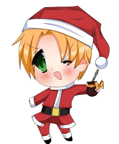 anime chibi navidad bienvenidos 3 diciembre 2010