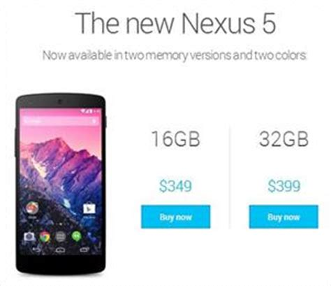 nexus 5 16gb best price nexus 5 unveiled with android 4 4 and 8mp snapper
