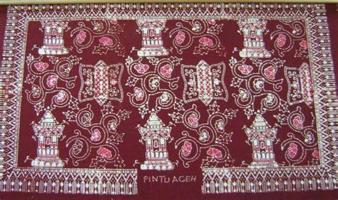 Batik Batik Dan Asalnya various type of batik indonesia gudi smazinees