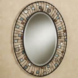 silver oval mirrors bathroom silver oval bathroom mirror best bathroom decoration