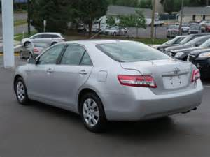 Silver Toyota Camry 2011 Toyota Camry Le Silver For Sale Craigslist Used
