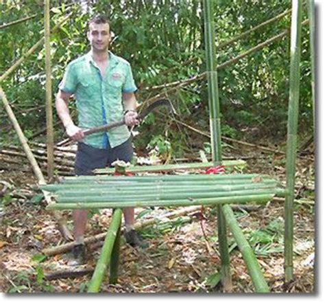Thailand Jungle Survival Training Courses