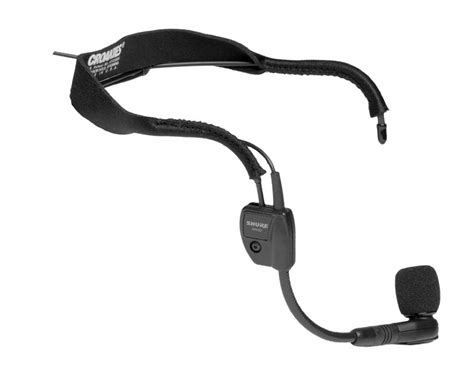 Headset Shure Microfoons Www Musicpower Be