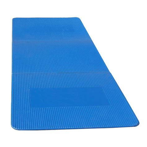 Workout Floor Mats For Carpet Exercise Mat Personal Portable Folding Exercise Mat